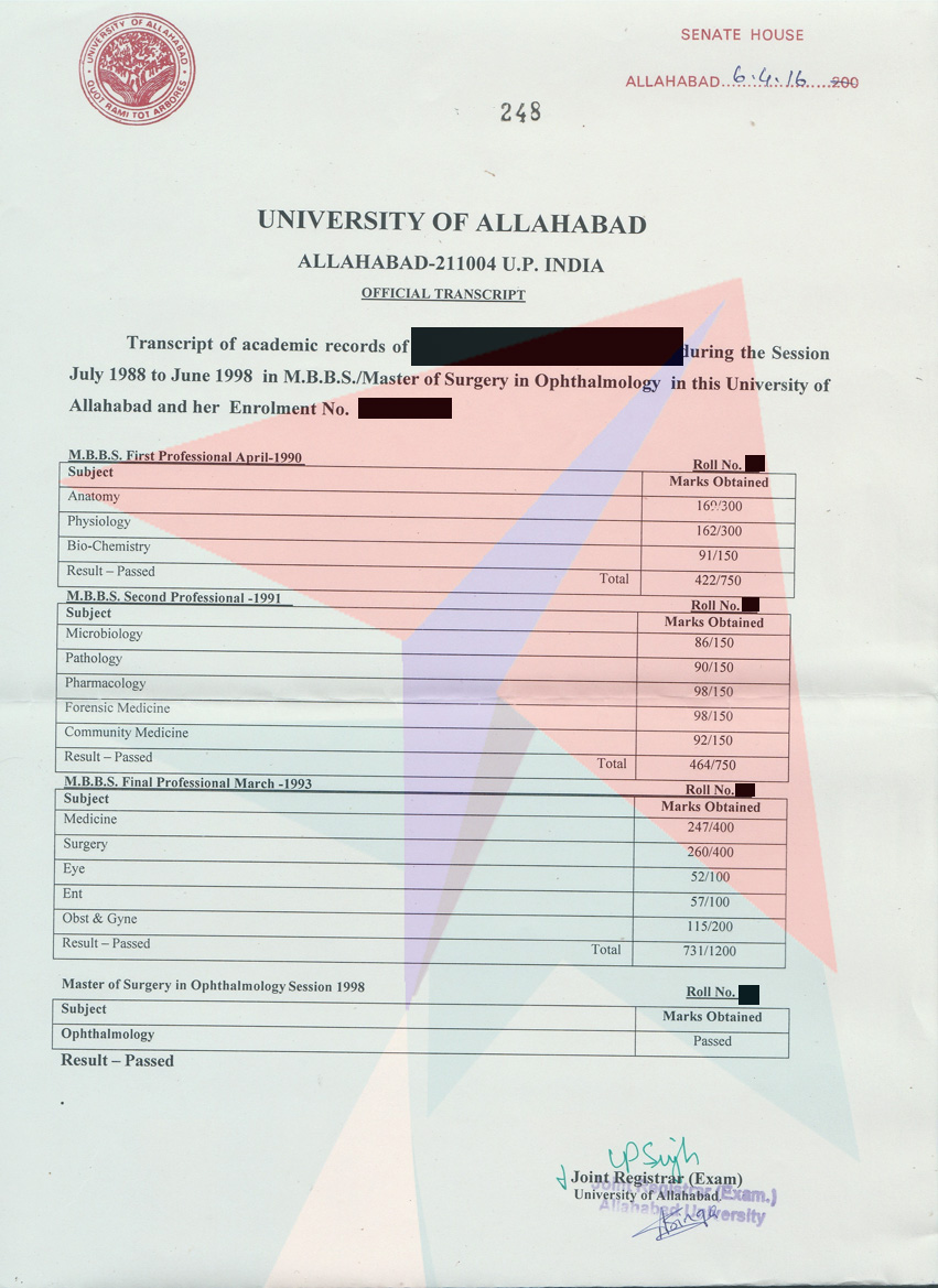 Allahabaduniversitytranscripts getting transcripts made fast and slide 1 yadclub Image collections